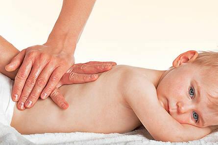 Manuelle Therapie bei Kindern (INOMT)