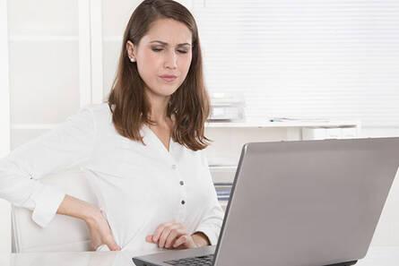 Ergonomie am Arbeitsplatz – betriebliche Gesundheitsförderung