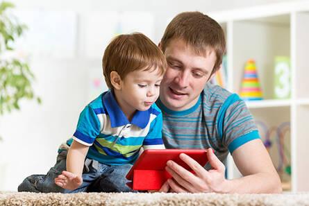 Das iPad in der unterstützten Kommunikation (UK)